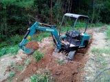 驭工YG15-9农用小型挖掘机 果园专用小挖机 挖管沟用的小勾机
