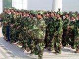 福州市迷彩服装,学生军训服,作战服