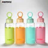 REMAX/睿量欧圆杯男女士学生防漏玻璃杯时尚便携创意随手茶水杯