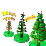 厂家直供经典畅销款纸树开花神奇魔法圣诞树SD-05