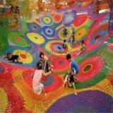 儿童攀爬彩虹网  彩色编织网  蜘蛛网设备