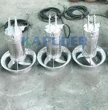 304不锈钢潜水搅拌机QJB7.5/12-620/3-480 化粪池潜水搅拌机 养殖场污水搅拌机