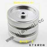 生产厂家光电旋转编码器同步轮铝合金计米轮周长200mm内孔6810mm