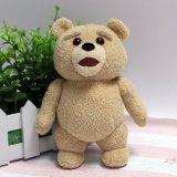 厂家直销 可爱泰迪熊充电宝 可来图来样专业定制