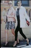 宝莱羽绒服折扣批发 时尚国际供应一二线品牌女装折扣女装
