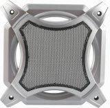 音響揚聲器配件ABS塑膠銀色裝飾圈