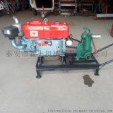 单杠柴油机农用泵 农业灌溉泵 河北抗旱灌溉农用泵工厂直销