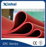 供应鑫海专利全国唯一湿法应用制耐磨橡胶