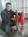 南京浦口专业打墙孔打洞空调打孔钻斜孔热水器打孔