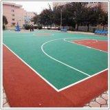 塑胶EPDM篮球场工程建造