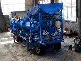 HC100方每小時移動沙金提取機械
