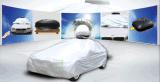2017新款太阳能全自动车衣智能一键遥控自动车衣车罩 防水防防晒隔热
