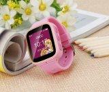 工廠新款觸屏版1.44寸全彩屏兒童智慧手表插卡電話穿戴GPS定位手表手機