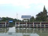 河道治理,修复,水体净化装置,太阳能循环复氧机