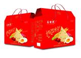 2017端午粽子团购,真真老老出品金香麦相思粽礼盒