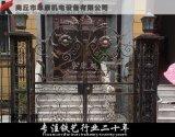 欧式庭院铁艺大门家装门