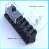 多路保险丝盒 8P座子 汽车改装配件 保险丝盒