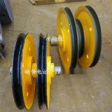 滑轮组厂家,32T铸钢滑轮组,起重机升降滑轮组,轴承滑轮组,行车定滑轮