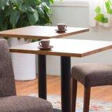 简约餐桌咖啡桌西餐桌实木方桌小圆桌 小户型餐厅饭桌奶茶店桌子