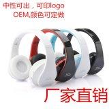 热销爆款头戴式蓝牙耳机可折叠式无线立体声迷你运动耳机外贸新款