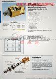 国产化Deublin 57系列碳化硅密封水介质应用型旋转接头