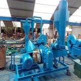 粮库储存气力吸粮机 高扬程灌仓气力输送机型号 大型柴油动力气力吸粮机