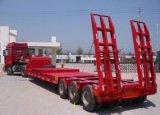 昶岳,YL9400低平板三轴挖掘机运输车