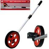 手推轮式测距轮 测量轮 公路测量轮测距仪