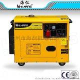 工业专用发电机,5.5KW三相柴油发电机,风冷柴油发电机价格