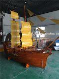 楚风木船出售海盗船上海海南福建大型船舶道具景观装饰船服务类船
