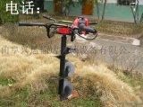 手提式轻便型植树挖坑机 使用方便 效率高