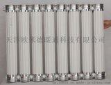 歐米德暖氣片家用銅鋁復合取暖器羅馬柱衛浴 6135 白色 高度1800mm
