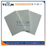 PVC贴面石膏天花板 600*600*7mm 白色贴膜