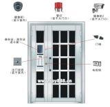公寓式出租屋新型電子門禁
