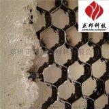 龟甲网耐磨陶瓷涂料ZB02   耐高温