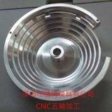 CNC五轴加工振动盘(震动盘)