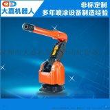 大嘉供应喷涂机器人 工业专用喷漆机械手汽车喷涂 整套喷涂设备(DJ-17)