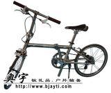 钛合金车架钛自行车