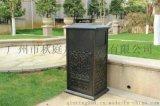 广州专业生产铸铁垃圾桶厂家 户外铸铁垃圾桶 分类铸铁垃圾桶厂家