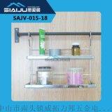 思爱居SAJV-015-18铁线制品厨房调味挂架