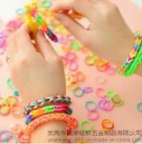 DIY编织手环