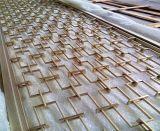 专业打造高精度不锈钢屏风 不锈钢花格 不锈钢隔断 定制工程加工厂家