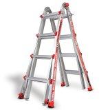 Littlegiant/雷都捷特小巨人传统梯 多功能铝合金双侧伸缩梯子