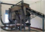 石英砂自动拆包机、水洗砂自动破袋机