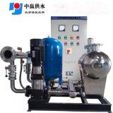扬州市全自动变频304不锈钢7.5KW无负压自动增压给水设备