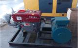常州 单杠 柴油发电机组 20kw 全铜电机
