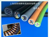 【BAISON百胜】低价供应坦克链电缆TRVV20*0.75柔性拖链电缆