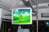 15寸车载广告机背挂公交车移动电视