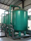 河水净化处理装置、地下井水除盐除铁除锰过滤设备