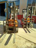 全电动配重式升高车 站驾式堆高车 全电动装卸叉车全电动叉车